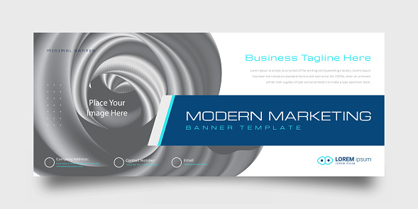 Digital marketing social media cover template.