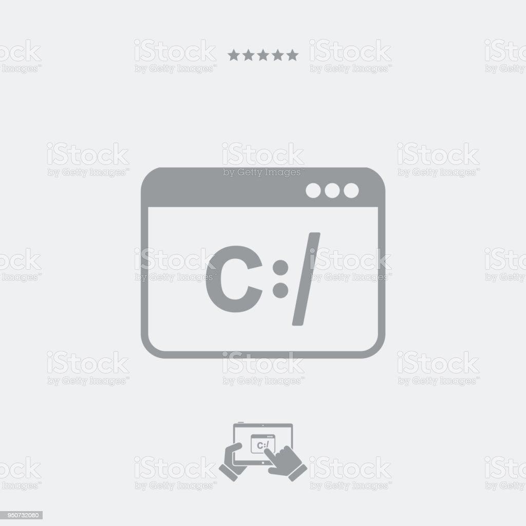 Digital Programming Software Stock Vector Art & More Images of