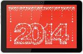 Digital tablet 2014