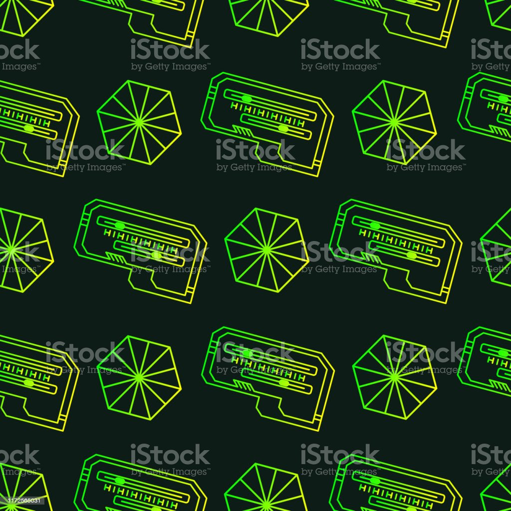circuit diagram wallpaper digital technology abstract futuristic seamless pattern with green  abstract futuristic seamless pattern