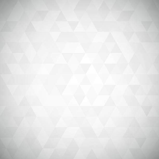 stockillustraties, clipart, cartoons en iconen met digital triangle pixel mosaic - triangel