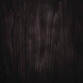 Dark Black Wood Texture. Vector illustration in EPS10. Included high resolution jpg file