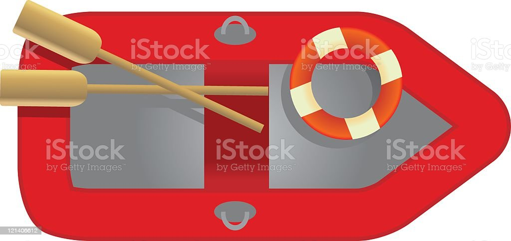 Dingy royalty-free stock vector art