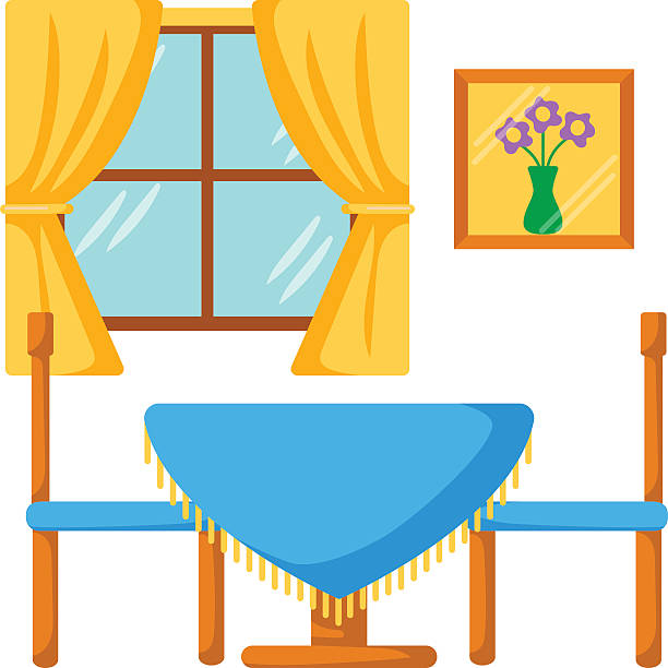 Kitchen Window Clip Art: Royalty Free Kitchen Window Clip Art, Vector Images