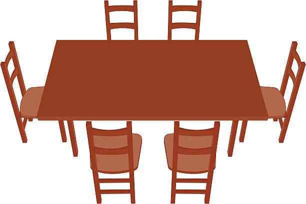 Best Breakfast Table Illustrations, Royalty-Free Vector ...