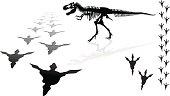 Dinosaur - Tyrannosaurus Rex