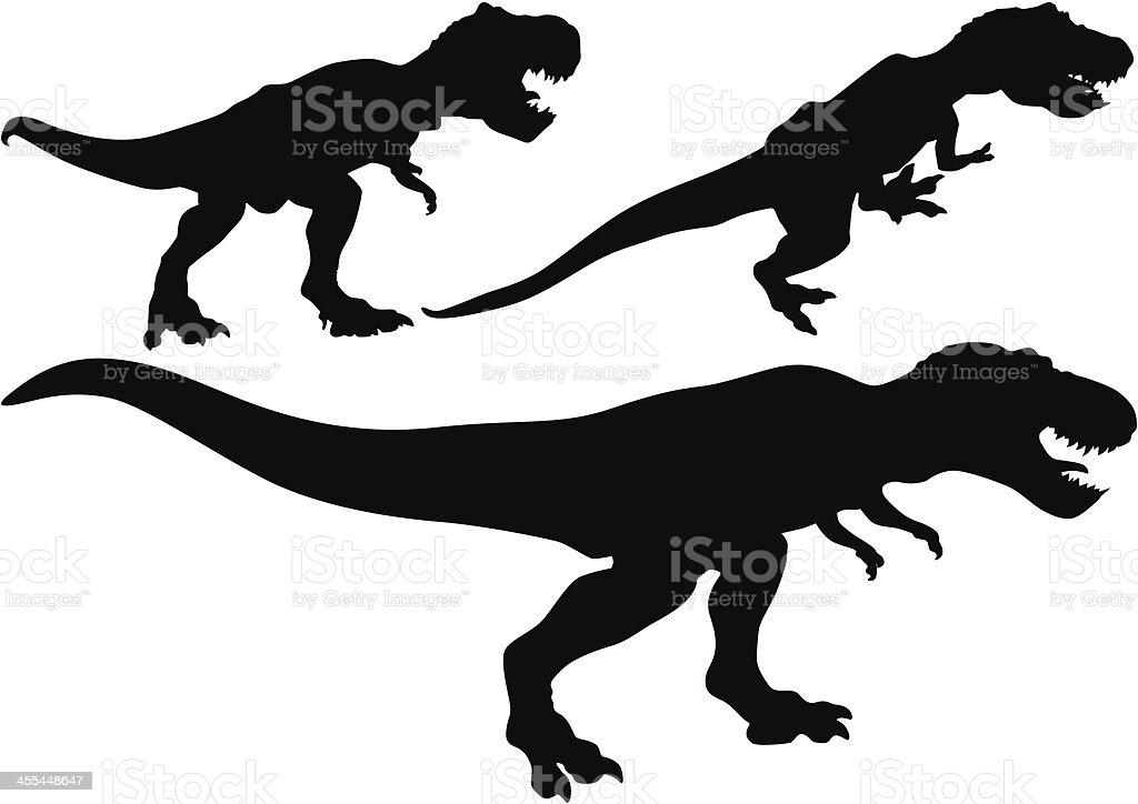 royalty free t rex clip art vector images illustrations istock rh istockphoto com t rex clipart outline tyrannosaurus rex clipart