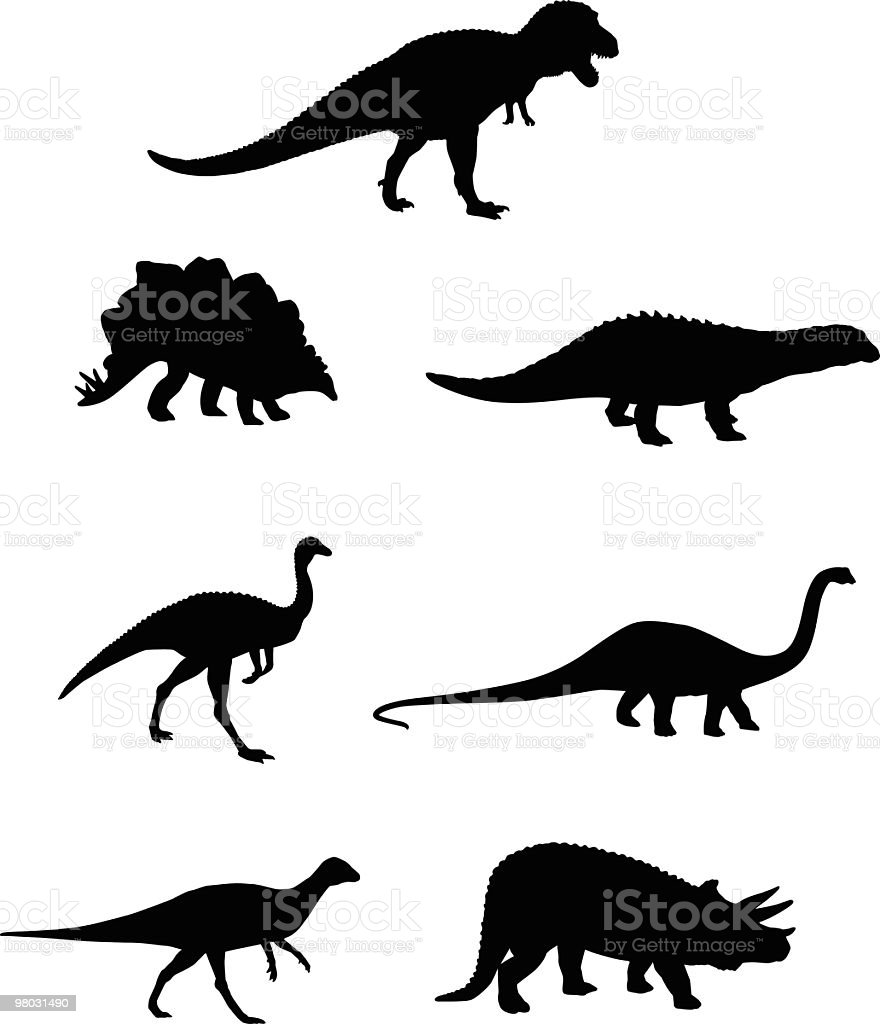 Dinosaurs are cool royalty-free dinosaurs are cool stock vector art & more images of animal