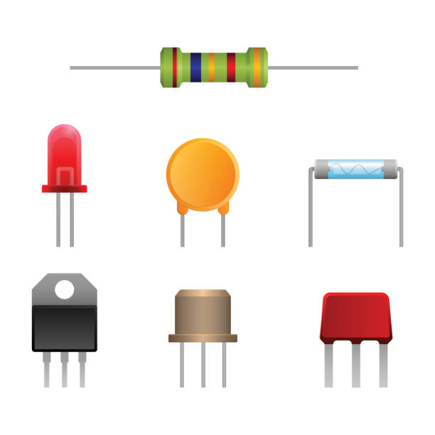 electronics components diodes