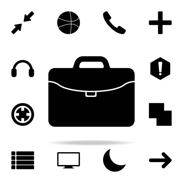 diplomat icon. web icons universal set for web and mobile vector art illustration
