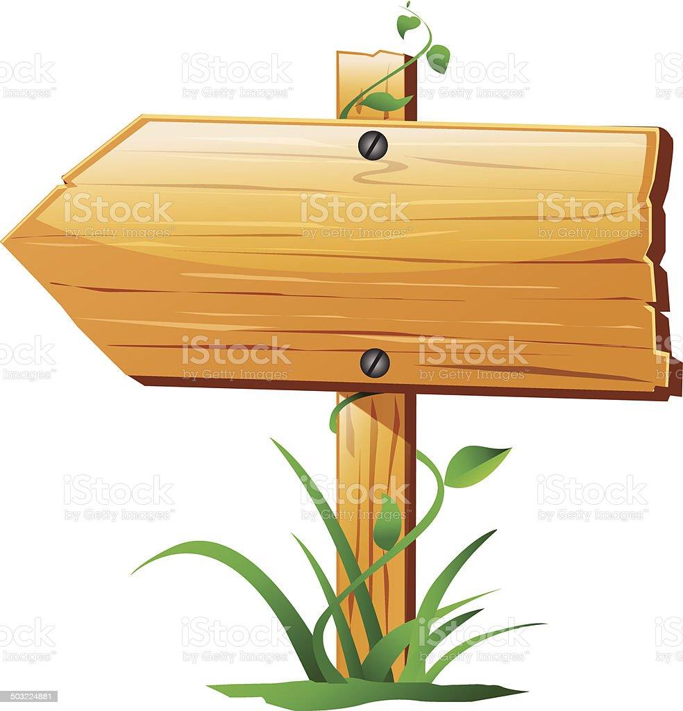 direction vector art illustration