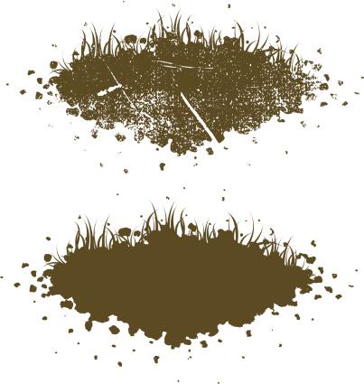 Dirt Piles