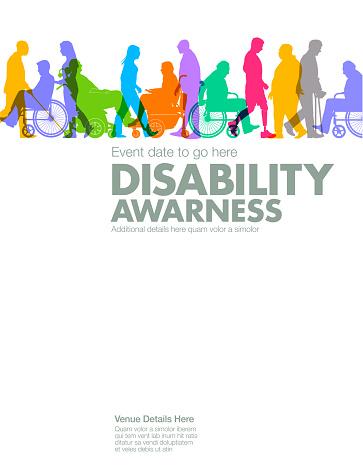 Disability Awareness Design Template