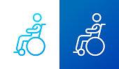 istock Disability Symbol 1075099108