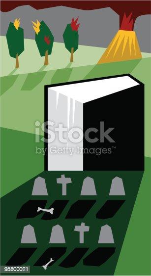 istock Disaster books 95800021