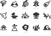 Disaster icons