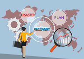 istock Disaster Recovery Plan 1219676005