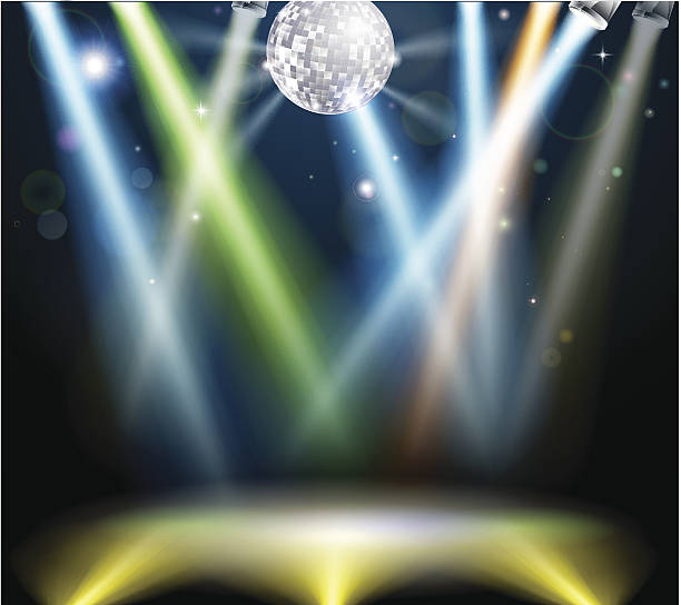 Royalty Free Dance Floor Clip Art Vector Images Amp Illustrations Istock