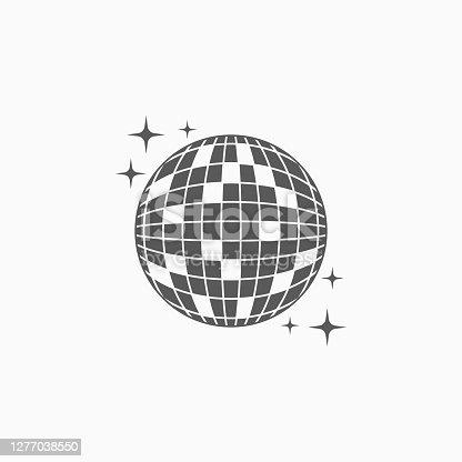 istock disco ball icon 1277038550