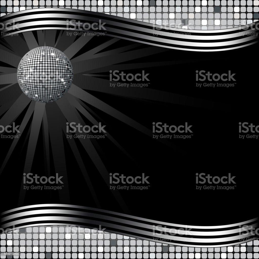 disco ball royalty-free stock vector art