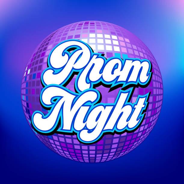 ilustrações, clipart, desenhos animados e ícones de luz de discoteca à noite festa - baile de graduação