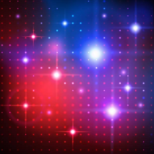 Disco lights. Vector background. Disco lights. Vector background. disco dancing stock illustrations