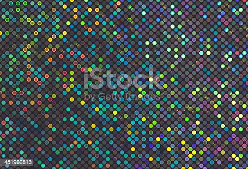 Sparkling sequin pattern. EPS10 vector illustration, global colors.
