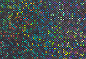 Sparkling sequin pattern. EPS10 vector illustration, global colors.