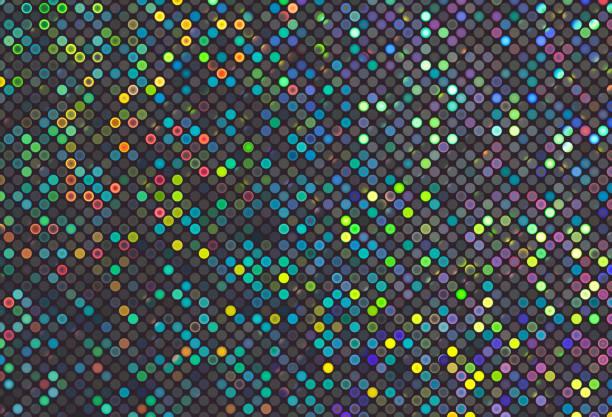 disco pattern - rainbow glitter background stock illustrations, clip art, cartoons, & icons