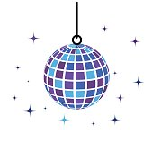 discobal icon Vector Illustration