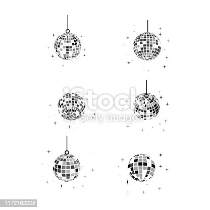 discobal icon Vector Illustration design template
