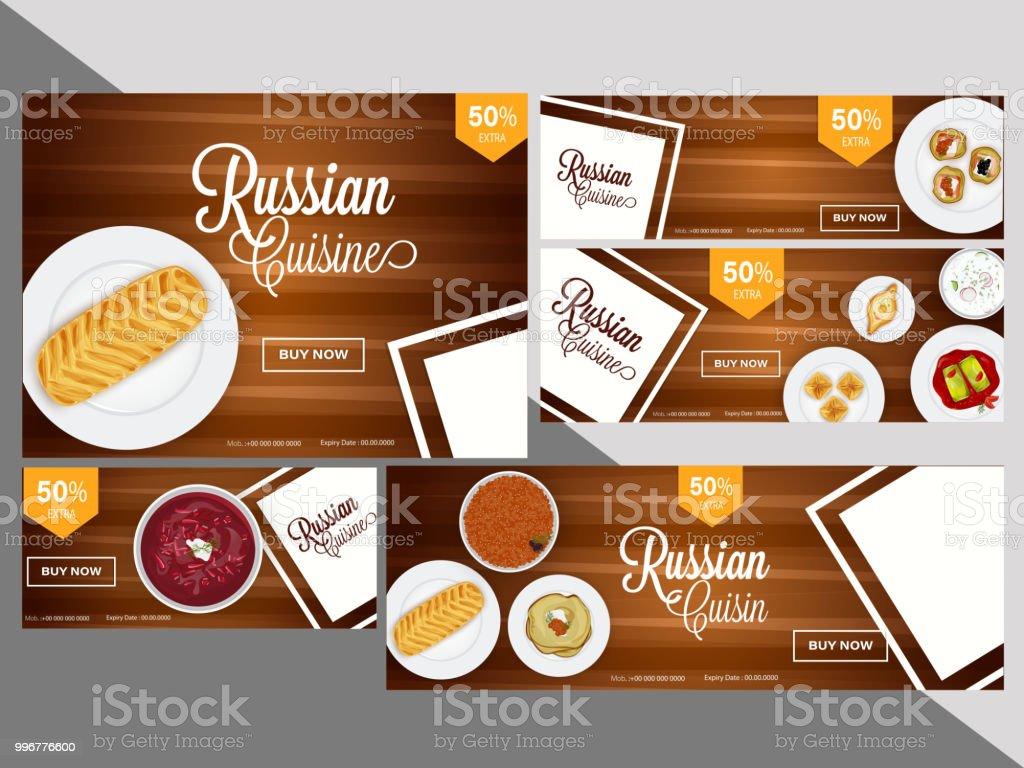 Rabattcoupon Oder Gutschein Mit 50 Rabatt Fur Russische Kuche
