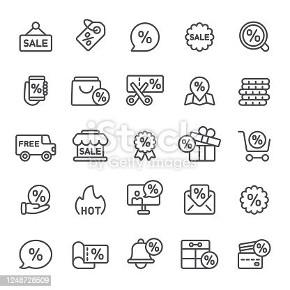 Discount Icons