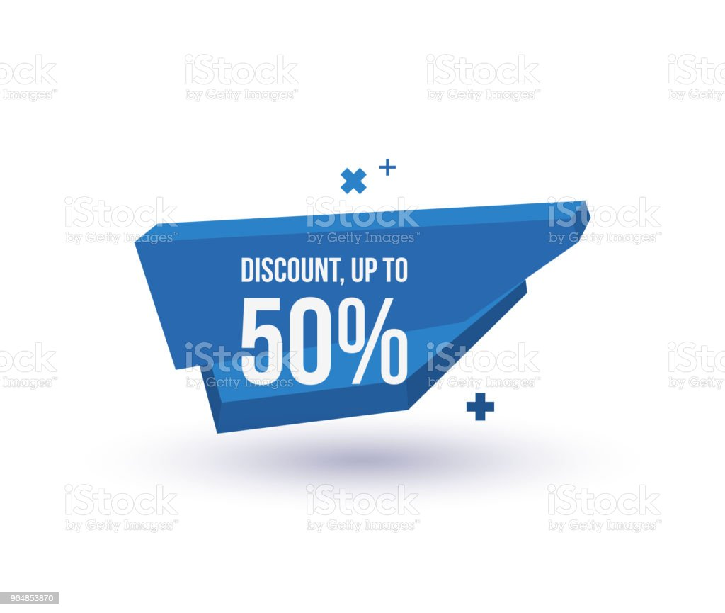 Discount price isolated trendy geometric label royalty-free discount price isolated trendy geometric label stock vector art & more images of advertisement