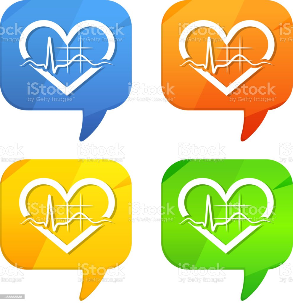 Discuss Heart Disease royalty-free discuss heart disease stock vector art & more images of biological process