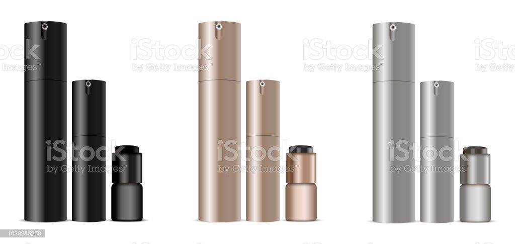 Dispenser Bottles For Deodorant Perfume Cream Eye Contour