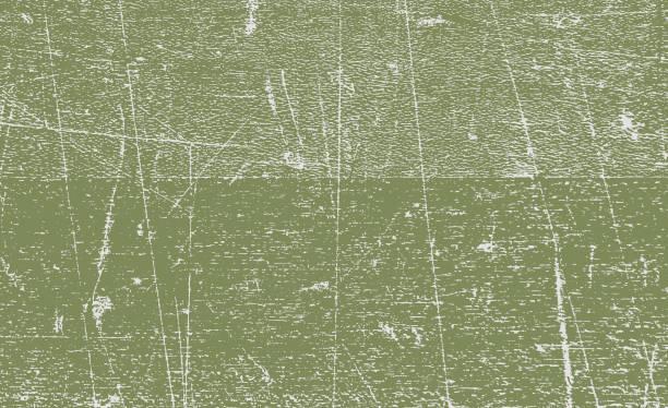 Distressed Wood background texture vector art illustration