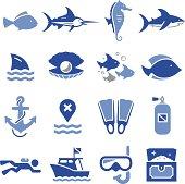 Dive Icons - Pro Series