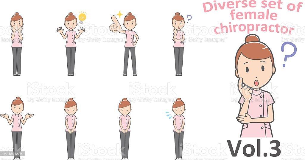 Diverse set of business woman , EPS10 vector format vol.3 diverse set of business woman eps10 vector format vol3 – cliparts vectoriels et plus d'images de adulte libre de droits