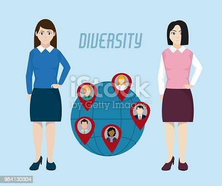 istock Diversity around the world 954130304