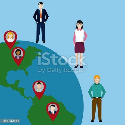 istock Diversity around the world 954130454