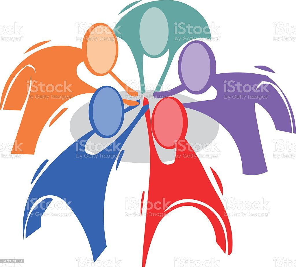 Diversity Circle royalty-free diversity circle stock vector art & more images of abstract