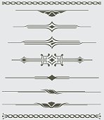 istock Dividers - Decorative Illustration 500019543