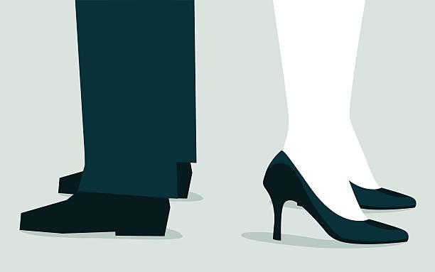 illustrazioni stock, clip art, cartoni animati e icone di tendenza di divorzio-illustrazione - divorzio