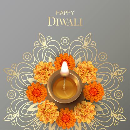 Diwali Festival Card