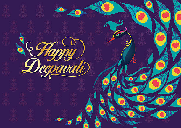 diwali festival - diwali stock illustrations, clip art, cartoons, & icons