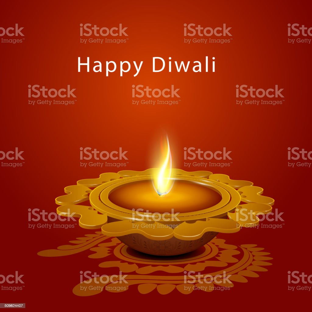 Diwali Greeting Card T
