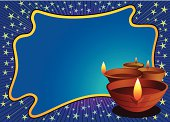 Indian Diwali festival Greeting .very useful for print,greetings and web banner.