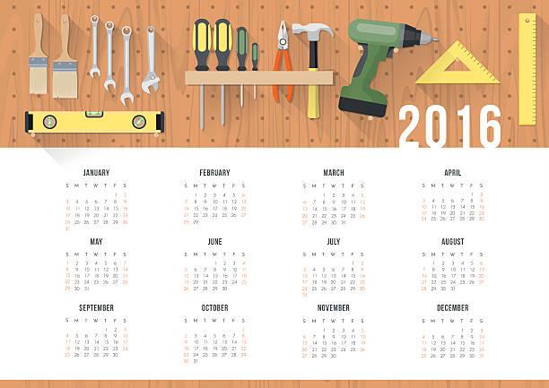 Calendar Illustration Board : Royalty free peg board clip art vector images
