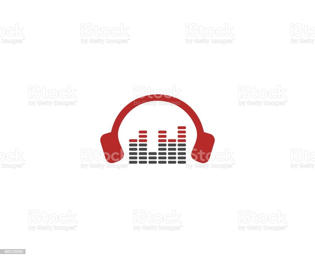 Dj icon royalty-free dj icon stock vector art & more images of abstract